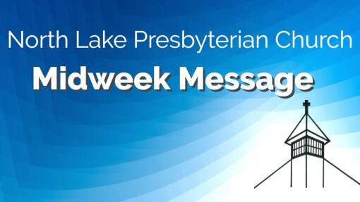 Midweek Message October 13, 2021